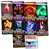 Erica Spindler 10 Books Collection Pack Set (In Silence, Dead Run , Bone Cold , See Jane Die, All Fall Down , Last Known Victim , Killer Takes All , Shocking Pink , Copycat , Cause for Alarm)