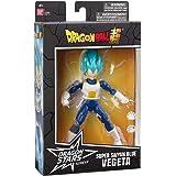 Dragon Ball Super - Figura Dragon Stars - Super Saiyan Blue Vegeta V2