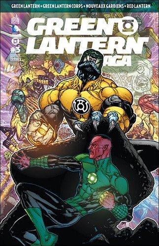 Green Lantern Saga. N° 3 : de Urban Comics Presse (2012) Broché