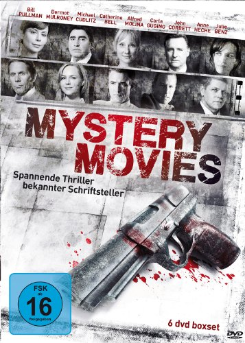 Mystery Movies (6 Filme) [6 DVDs]