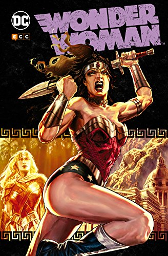 Coleccionable Wonder Woman (O.C.): Coleccionable Wonder Woman núm. 01 por Brian Azzarello