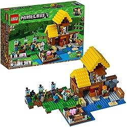 Lego Minecraft il Capanno della Fattoria, 21144