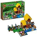 LEGO Minecraft 21144 - Farmhäuschen Kinderspielzeug