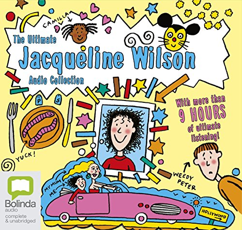 The Ultimate Jacqueline Wilson Collection (Wilson Audio)