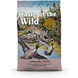 Taste Of The Wild pienso para gatos con Codorniz y Pato asados 6,6 kg Lowland Creek