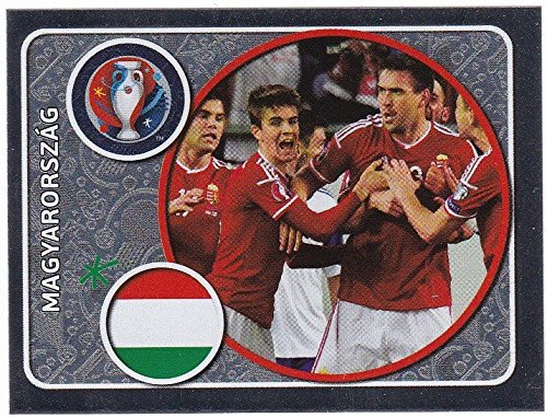 Panini EURO 2016 France - Sticker #575 (Ungarn)