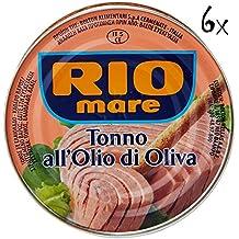9b251e0dc37bf 6x Rio Mare Atún en Aceite de Oliva ...