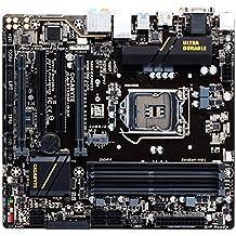 Gigabyte GAB150M-D3H - Placa base (socket 1151, DDR4, mATX)