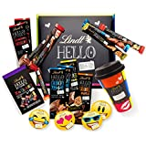 Lindt Hello Geschenkbox Coffee, 1er Pack (1 x 1.074 kg)