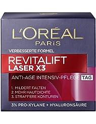 L'Oreal Paris Gesichtscreme Revitalift Laser X3 Anti-Age Tagescreme Anti Aging 50ml
