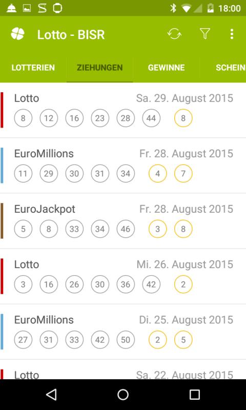 Lotto Bin Ich Schon Reich