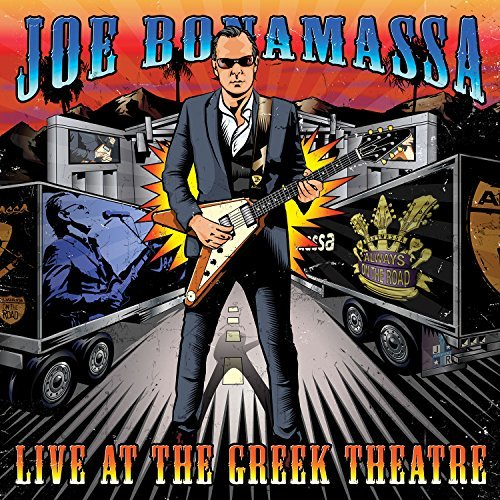 Live At The Greek Theatre [2 CD] by Joe Bonamassa