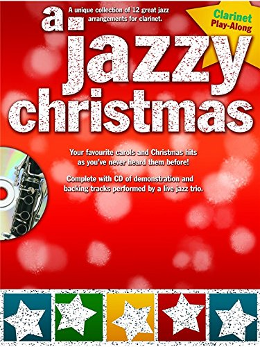 A Jazzy Christmas - Clarinet. Partitions...