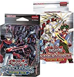 YuGiOh Saber Force & Dark Legion Starter Decks 1st Ed