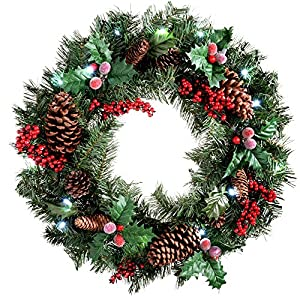 WeRChristmas - Corona de Navidad