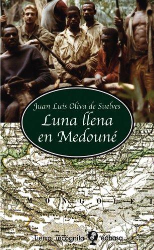 Luna llena en Medouné (Tierra Incógnita) por Juan Luis Oliva de Suelves