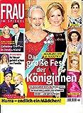 Frau im Spiegel 18 2015 Margrethe Maxima Niederlande Zeitschrift Magazin Einzelheft Heft