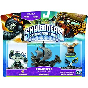 Skylanders: Spyro's Adventure – Pirate Seas Adventure Pack