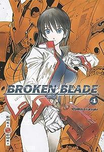 Broken Blade Edition simple Tome 4