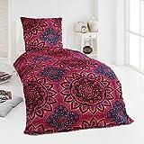 MALIKA Winter Plüsch Bettwäsche Nicky-Teddy Cashmere Coral Fleece 135x200 155x220 200x200 Kissenbezu 80x80, Design - Motiv:Design 2, Größe:155 x 220 cm