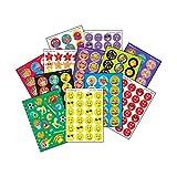 Trend Enterprises Super Assortment Sticker Pack (1000 Piece)