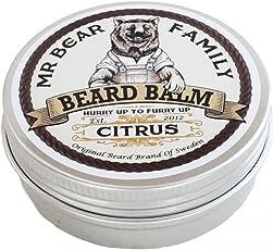 Mr. Bear Familie Bart Balsam Citrus, 60 ml