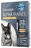 Quiko 250680 Canosept Alpha Trainer Erziehungs-Spray/Pheromon + Geräuscheffekt/Stoppt effektiv...