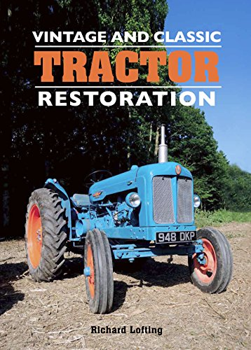 Welch Plug (Vintage and Classic Tractor Restoration (English Edition))