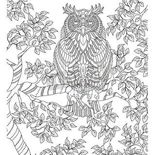 adrium Hand drawn coloring page (45986768), Canvas, 110 x 100 cm