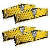 ADATA 8Go DDR4–21338Go DDR42133MHz module de mémoire 16GB (4GBx4) doré