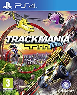 TrackMania Turbo PS4 Game (PSVR Compatible) (B00ZGBC1B4) | Amazon price tracker / tracking, Amazon price history charts, Amazon price watches, Amazon price drop alerts