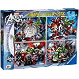 The Avengers 4X 100 Piece Jigsaw Puzzle Bumper Pack by The Avengers