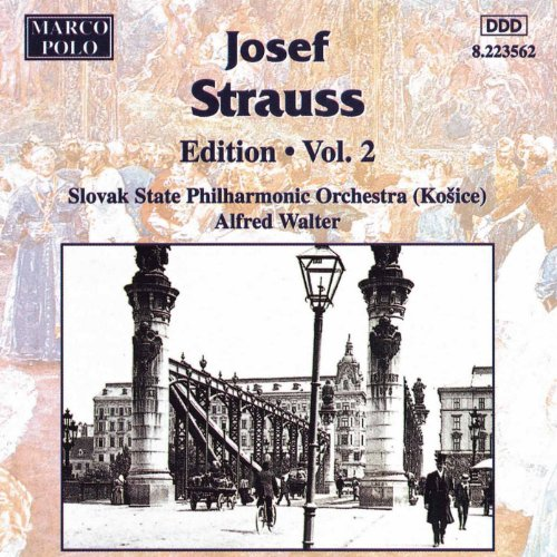 Strauss, Josef: Edition - Vol. 2