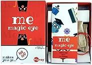 Moray Magic Eye Card Game (Multicolor)