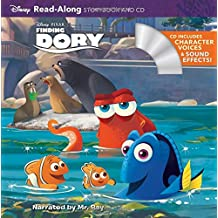 Finding Dory (Read-Along Storybook and CD) (A Disney Storybook and CD)