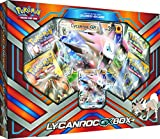 Pokemon 290-80281 Lycanroc-GX Box Game