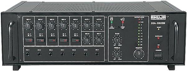 Ahuja Amplifier SSA5000EM Power Amps