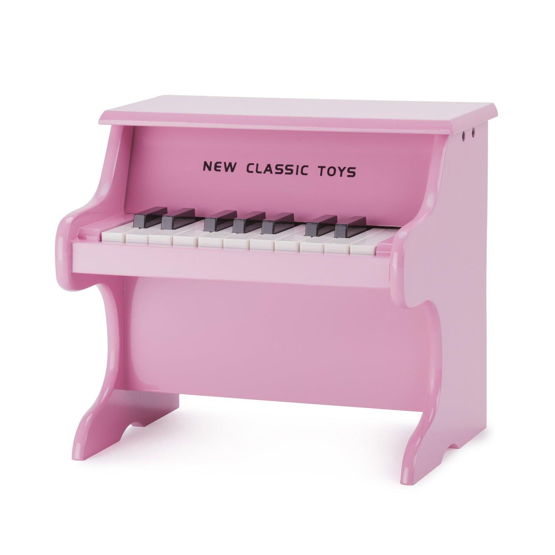 Nuovo Giocattoli Classic NCT 0158 - Strumento Musicale - Pianoforte, rosa