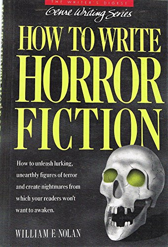 How to Write Horror Fiction (Genre Writing Series) Test