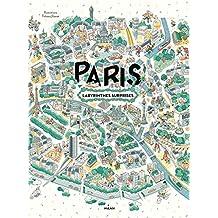 Paris, labyrinthes-surprises
