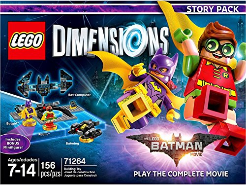 Price comparison product image Lego Dimensions: Story Pack - Lego Batman Movie