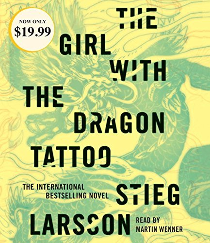 The Girl with the Dragon Tattoo (Millennium Series) by Stieg Larsson (2015-07-07)