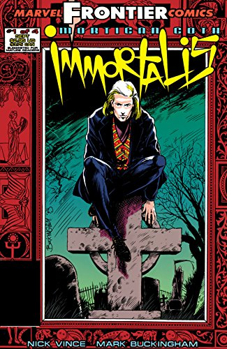 Mortigan Goth: Immortalis (1993-1994) #1 (of 4) (English Edition)