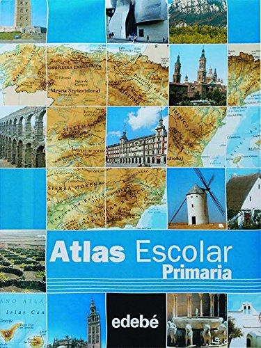 Atlas Escolar EDEBÉ (EP) por Obra Colectiva Edebé