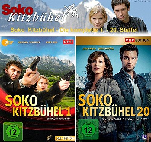 Box 1-20 (45 DVDs)