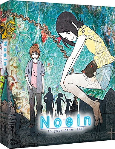 Noein Collector's Edition [Blu-ray] [UK Import]