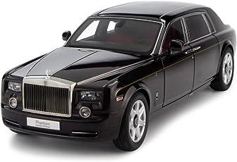 Rolls Royce Phantom 1:18 Die-Cast Toy Car Ewb Kyosho - Black