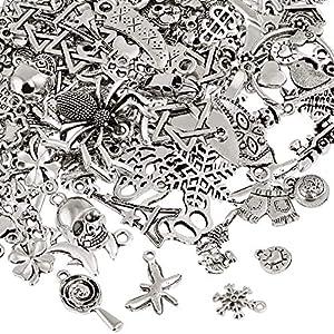Naler - Abalorios de plata