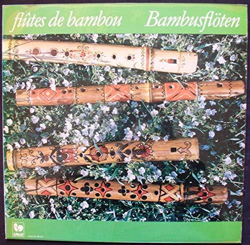 Flûtes De Bambou / Bambusflöten [Vinyl LP]