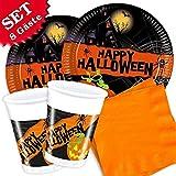 Basic Set Halloween, 8ospiti, 36tlg